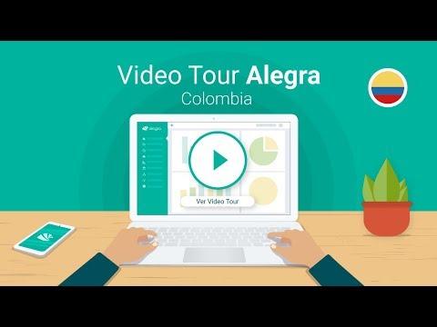 Video Tour Alegra Versión Colombia