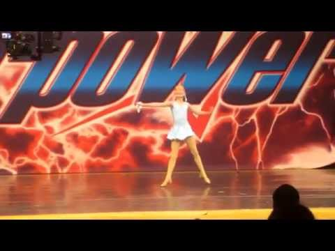 Maddie Ziegler - I Can't Find the Words (full solo)