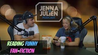 Podcast #111 - Reading Funny Fan-Fiction