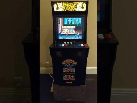 Arcade1Up Mod - Double Dragon (with original arcade motherboard) - Part 1 from Andy B