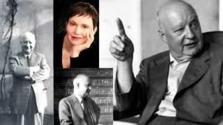 """Paul Hindemith """"In einer Nacht...Träume und Erlebnisse"""" op.15, Esther Walker, piano"""