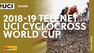 2018-19 Telenet UCI Cyclocross World Cup - Teaser