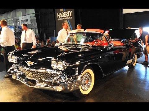 2016 Auctions America Auburn Fall Collectors Car Weekend Saturday Big Money