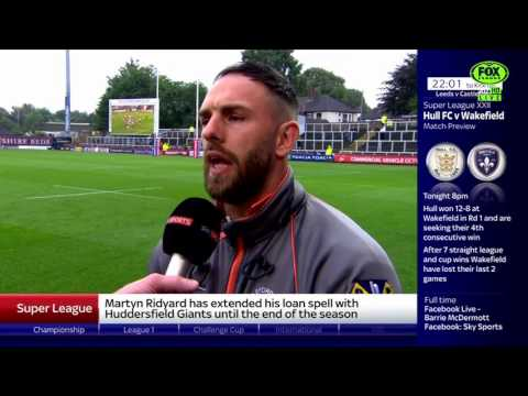 2017 Round 19 Leeds v Castleford
