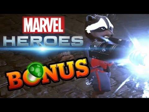 WE ARE MARVEL HEROES (Raging Bonus)