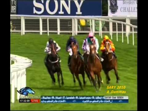 FRANKEL  - Juddmonte Royal Lodge Stakes 2010 G2