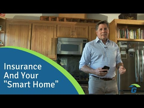 """insurance-and-your-""""smart-home"""""""