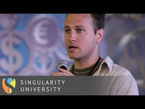 Bob Metcalfe discusses the Enernet | Singularity University