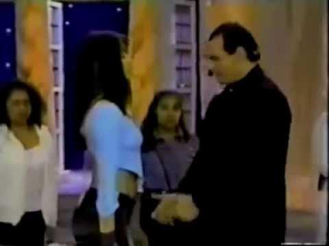 Susana González hipnotizada