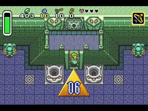 Défi Zelda 3 : 0 Game Over - 06 Le Palais de l'Est