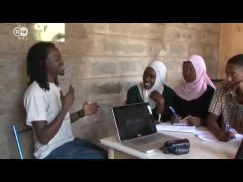 Multimedia Project in Nairobi's Biggest Slum | Global 3000