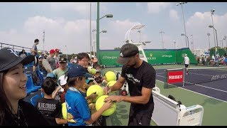 Rolex Shanghai Masters 2018 | Day 2 - TENFITMEN Weekly Vlog #23