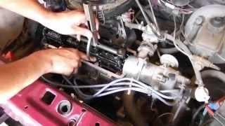 видео Видео регулировки клапанов Лады 2108