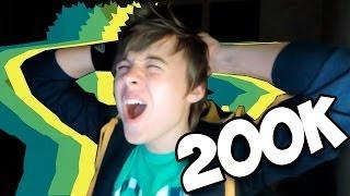 РЕАКЦИЯ НА 200К и Karaoke Party