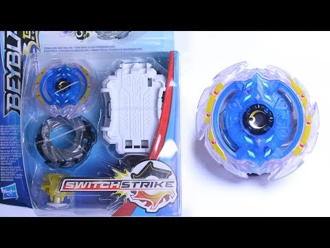 NEW HASBRO DEEP CAYNOX C3 UNBOXING AND TESTING | Beyblade Burst Evolution