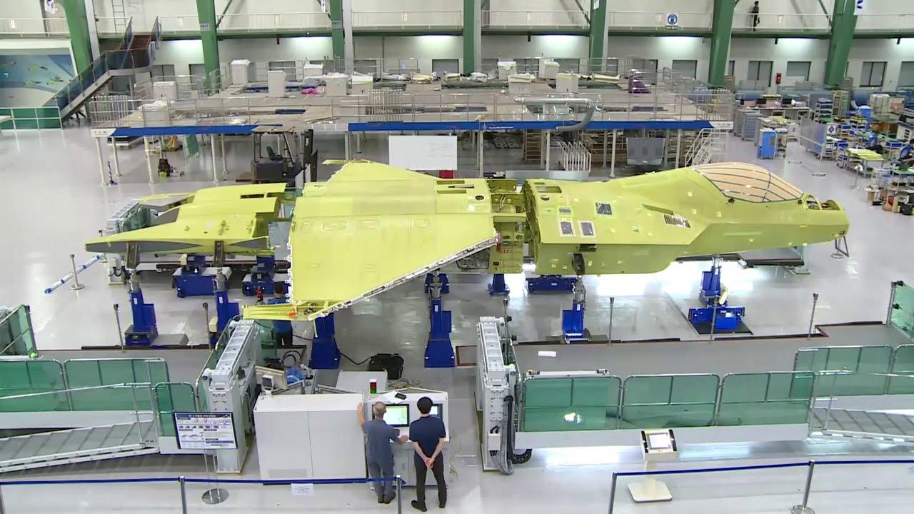 Güney Kore'nin KF-X savaş uçağı prototipi için hedef 2021, ilk uçuş 2022, seri üretim 2026