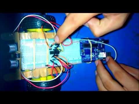 Arduino puede estar alimentado por dos vas: conexin