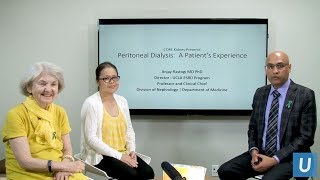 Peritoneal Dialysis: A Patient's Experience | UCLAMDChat