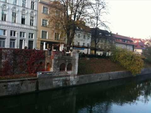 Slovenia, Ljubljana City Center Visit & Travel