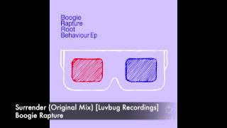 Boogie Rapture - Surrender (Original Mix) [Luvbug Recordings]