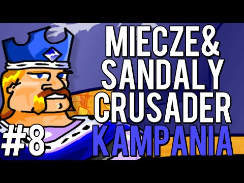 MIECZE I SANDAŁY CRUSADER KAMPANIA #8 - EMPEROR MIAŻDŻY!