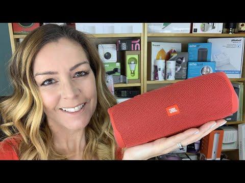 JBL Charge 4 Speaker Blogger Review