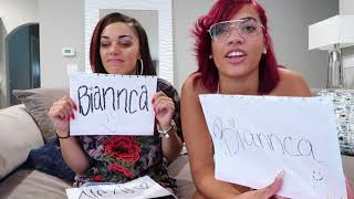 WHO'S MOST LIKELY TO CHALLENGE (WITH BIANNCA)