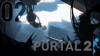 Story so far: Half-life - Portal 2 #3 FIN