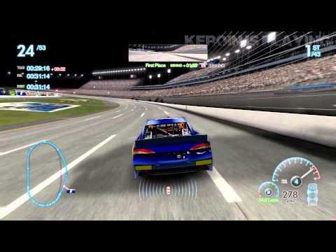 Nascar 2013 - Kentucky Speedway - Videogame Racing Preview