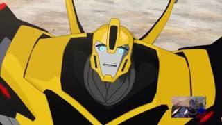 Трансформеры - Роботы под прикрытием приколы #1.