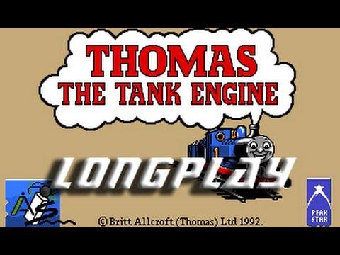 Thomas The Tank Engine (Commodore Amiga) Longplay