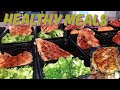 HOW TO MAKE HEALTHY MEALS FOR ENTIRE WEEK|HEALTHY LIFESTYLES.