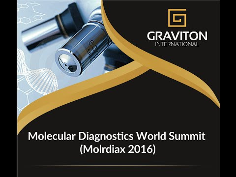 Molecular Diagnostics World Summit 2016 #MOLRDIAX16