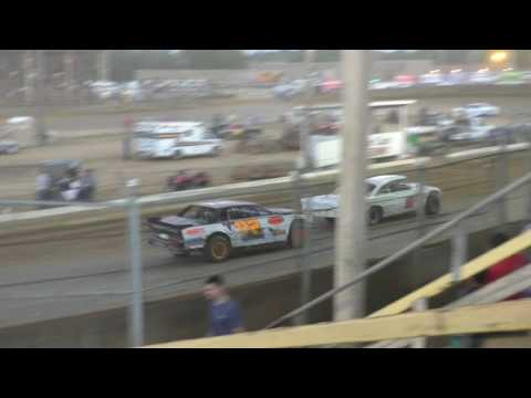 80417 Belle Clair Speedway Pure Stock Heat 1