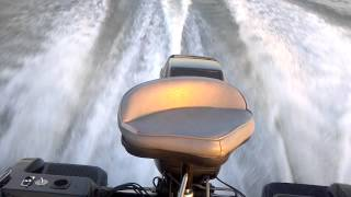 1996 115hp Mercury with Billy Nash at the helm!