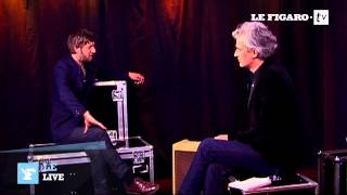 Bertrand Belin - Interview par Olivier Nuc - Le Live