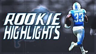"Kerryon Johnson Rookie Highlights ""ZEZE"" ft. Kodak Black"