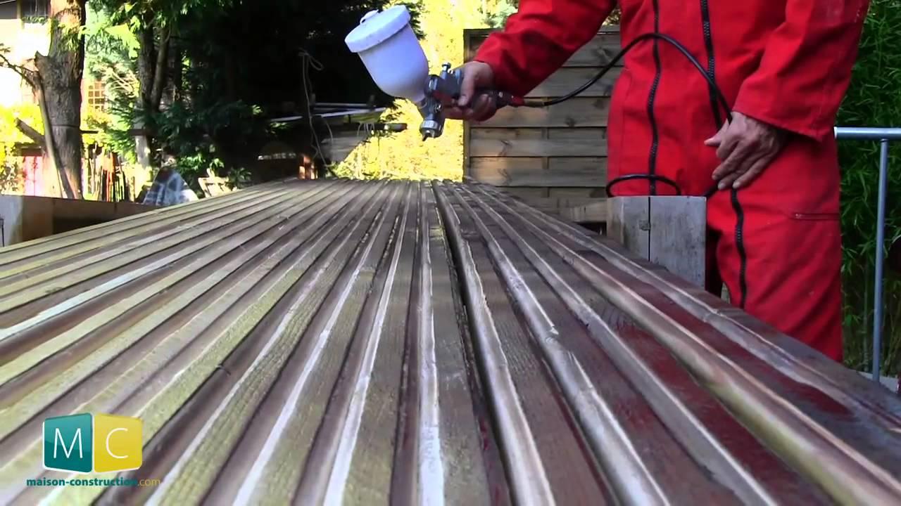 brise vue bois fabrication sur mesure et pose partie 2 2