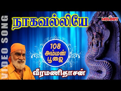 Nagavalliye Yogavalliye | 108 Amman Poojai | Amman Song | Tamil Devotional | Veeramanidasan |