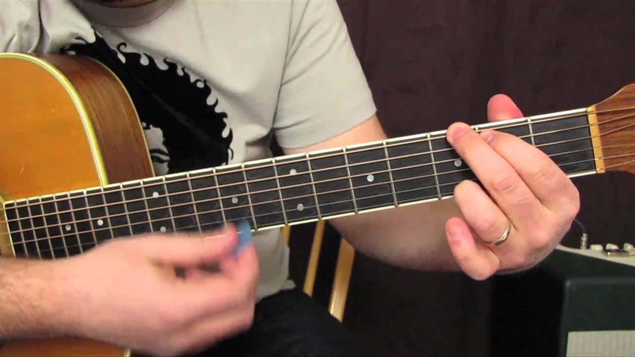Acoustic Guitar Lessons - Guitar Tricks