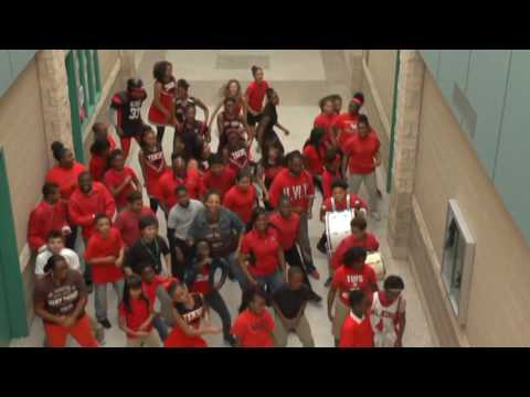 Martin Luther King, Jr. Middle School Turnt Up Video