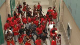 martin luther king jr middle school turnt up video