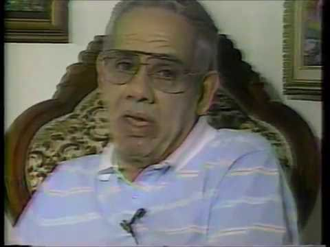 Dr. Orlando Bosch opina sobre Manuel Noriega
