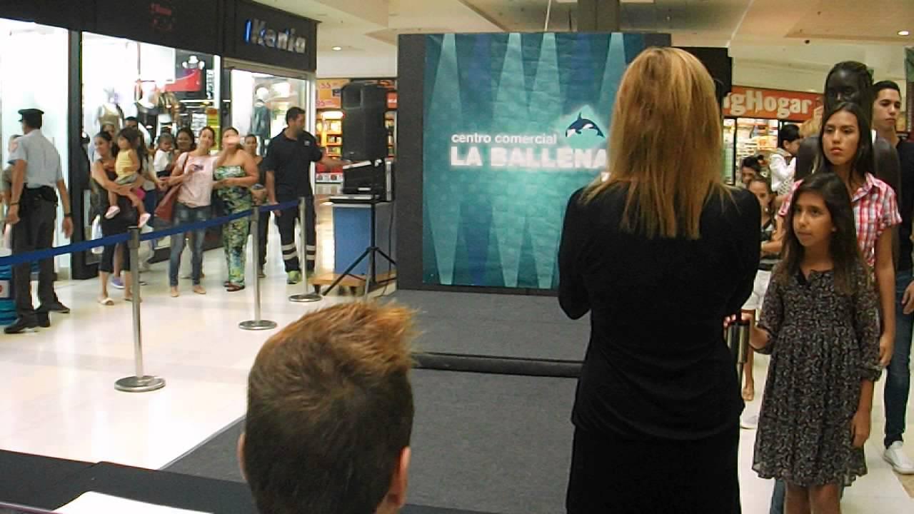 Casting centro comercial la ballena las palmas de gc - Centro comercial moda shoping ...