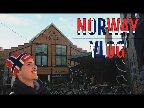 SOLO TRAVEL TO OSLO! - Last day in Oslo! - Norway Vlog #5
