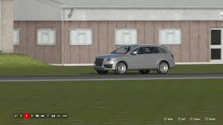 Forza motorsport 7 / Audi Q7 V12 TDI / Top gear test track