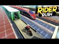Subway Rider - Train Rush | Android Gameplay | Droidspot