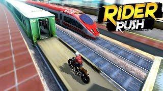 Subway Rider - Train Rush | Android Gameplay | Droidspot