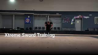 Xtreme Sword Practice