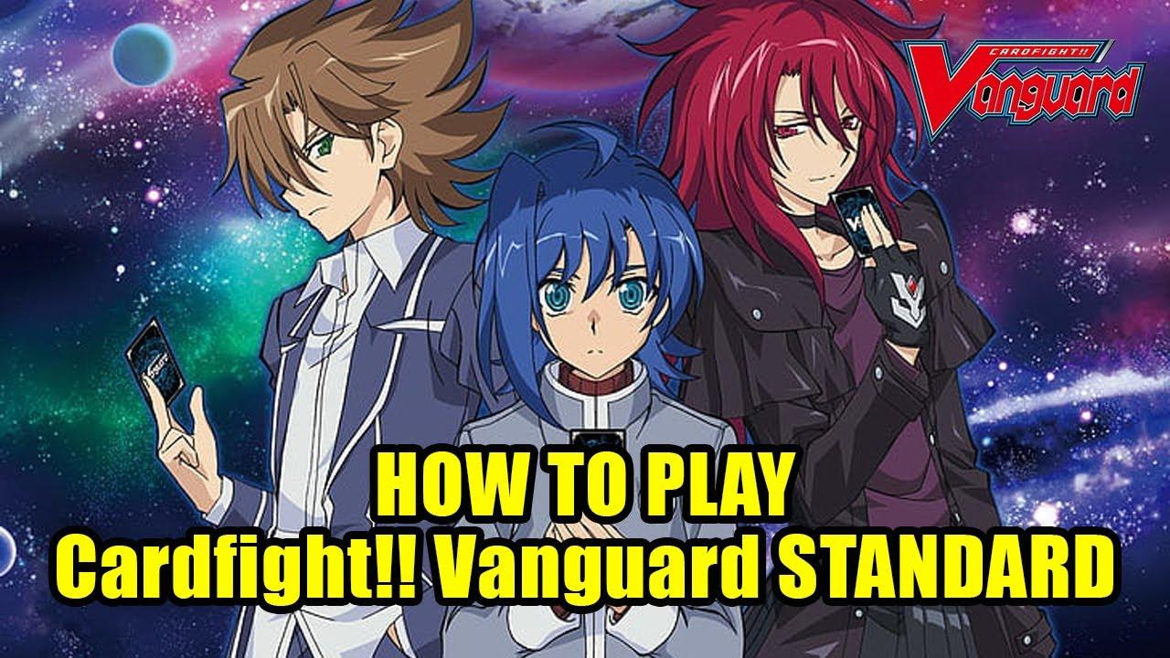 Cardfight!! Vanguard : How To Play Cardfight!! Vanguard - Cara Bermain Cardfight!! Vanguard
